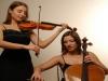 violon et violoncelle Ivana