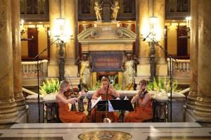 trio à l opéra