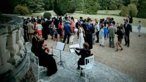 Quartet Ivana musique cocktail de mariage