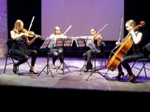 Quatuor Ivana Rock