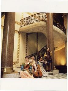 Quatuor Ivana au musée Jacquemart André